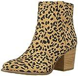 Carlos by Carlos Santana Women's Rowan Ankle Boot, Leopard, 10 M US