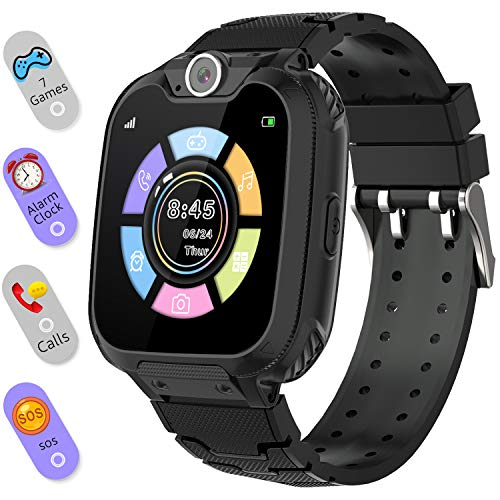 Smart Watch for Kids Boys Girls - Touch Screen Game Smartwatch with...