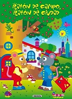 Ratón de campo,ratón de ciudad (Spanish Edition)