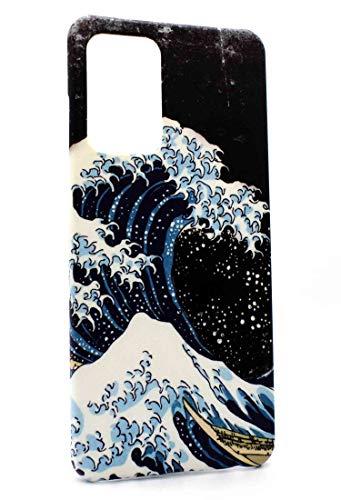 Mrwildstudio Big Wave Off Kanagawa Hokusai - Carcasa para Samsung Galaxy A52 4G A52 5G