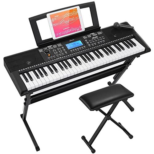 Donner -   61 Tasten Tastatur