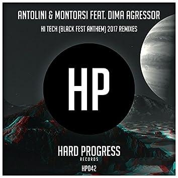 Hi Tech (Black Fest Anthem) (Remixes)