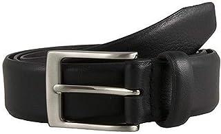 Dents Men's Grainy Leather Belt