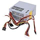 300W HP-P3017F3 J036N XW600 Watt Replacement Power Supply for Dell Vostro, Studio, Precision, Inspiron series Mini Towers Systems Part Number: PS-5301-08, D300R002L, HP-P3017F3 LF, DPS-300AB-24