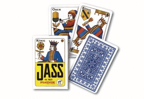 Piatnik 1820 Jass Karten