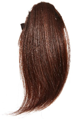 Love Hair Extensions Thermofiber Clip-In-Seitenpony Farbe 33 - Kupferblond, 1er Pack (1 x 1 Stück)