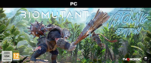 Biomutant : Atomic Edition pour PC