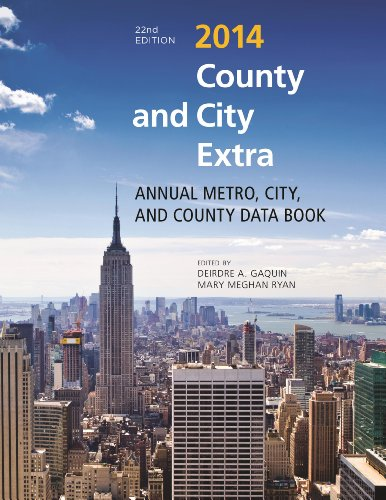 County and City Extra 2014: Annual Metro, City, and County Data Book (County and City Extra Series)
