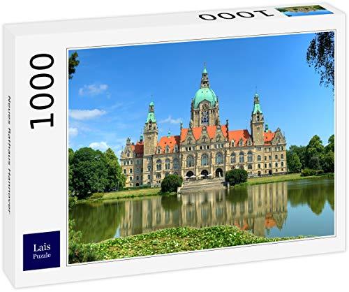 Lais Puzzle Neues Rathaus Hannover 1000 Teile