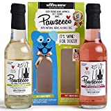WOOF&BREW Pawsecco Gift pack for Dogs - Ideal Treat for Dog Birthday Xmas