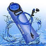 Zacro 2.5L Hydration Bladder Bag Leak Proof BPA Free Water Storage Bladder Quick