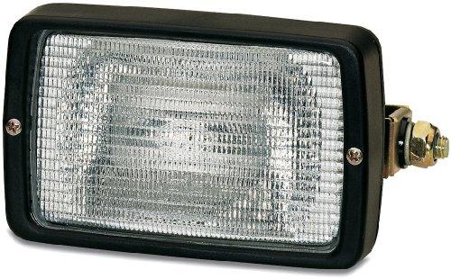 Hella 1GA 006 875-001 Arbeitsscheinwerfer - Picador 6875 - FF/Halogen - H3 - 12V/24V - Anbau - Bodenausleuchtung