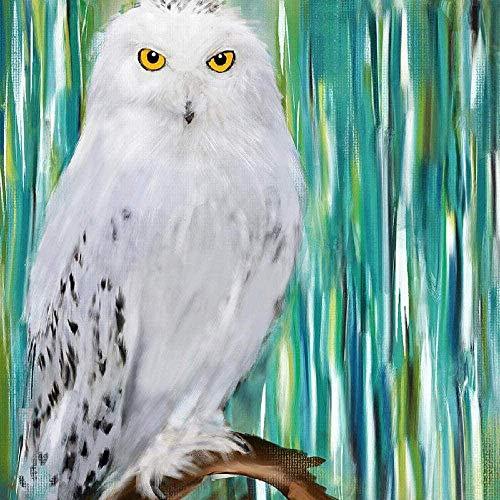 JRGGPO Animal Caballo Boca Grande DIY 5D Kit de Pintura de Diamante, Niños Adulto Regalo Mosaico de Diamantes Manualidades para decoración de Pared(40x50cm Diamante Cuadrado)