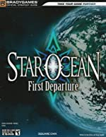 STAR OCEAN - First Departure Official Strategy Guide de BradyGames