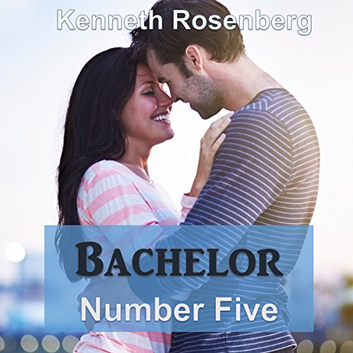 Bachelor Number Five audiobook cover art