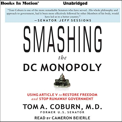 Smashing the DC Monopoly cover art