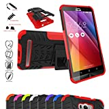 MAMA MOUTH Asus Zenfone 2 Laser 6.0 Case, Shockproof Heavy