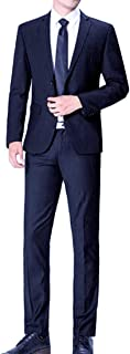 [MANMASTER(マンマスター)]スーツ ブラックスーツ 上下セット ジャケット スラックス ビジネス メンズ CH128