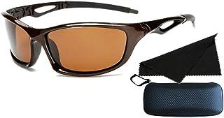 91194c8265 Protección UV Gafas de sol deportivas polarizadas / Montura irrompible Gafas  de conducción para hombres Mujeres