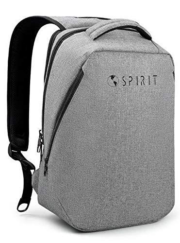 Mochila Spirit antirrobo Classic gris