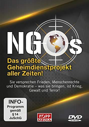 NGOs - Das größte Geheimdienstprojekt aller Zeiten!, DVD-Video