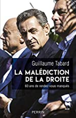 La malédiction de la droite de Guillaume TABARD