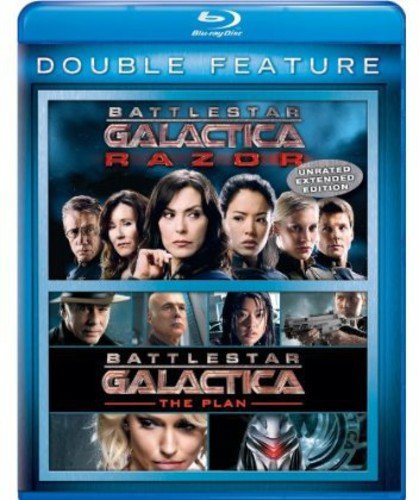 Battlestar Galactica: Razor / Battlestar: Plan [Edizione: Stati Uniti] [Reino Unido] [Blu-ray]