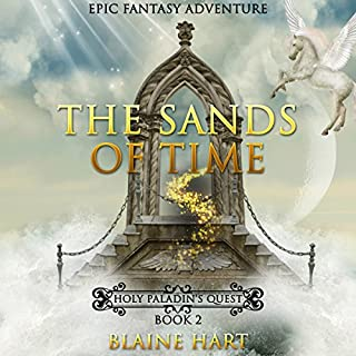 Epic Fantasy Adventure: The Sands of Time cover art