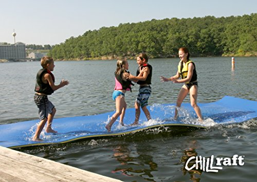 ChillRaft Original Floating Mat 6' feet x 16' feet x 1.5' thick