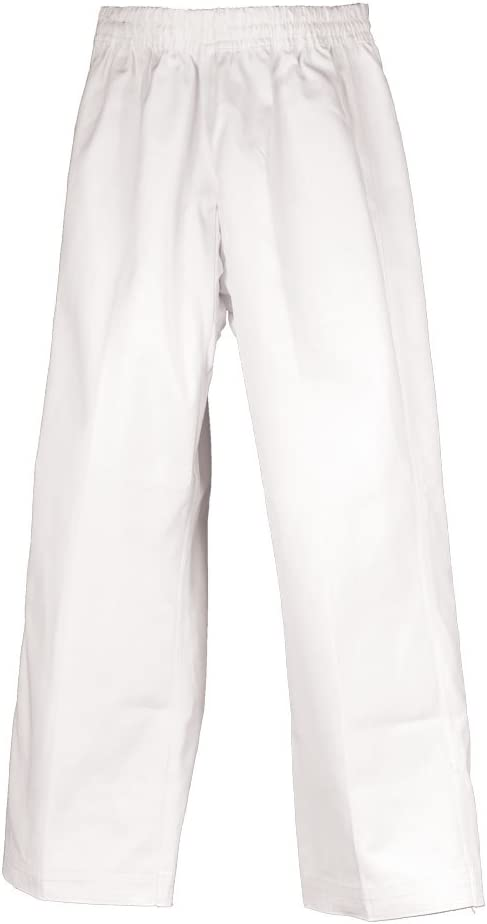 Tiger Claw Sales results No. 1 Karate Uniform Large discharge sale 100% Only Heavy Pants Weight Cotton