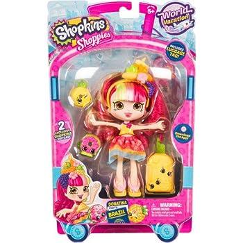 Shopkins Donatina Visits Brazil   Shopkin.Toys - Image 1