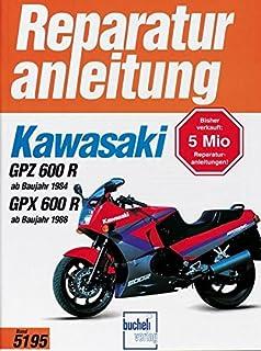 Suchergebnis Auf Für Gpx 600 R Motorräder Ersatzteile Zubehör Auto Motorrad