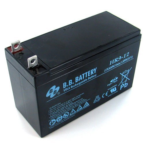 BB Battery HR9 12 BO Bolt Terminal