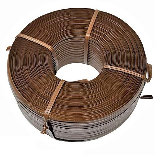 Todo Cultivo Bobina Alambre Compatible ATADORA PELLENC AP25 FIXION.200mtrs. Alambre plastificado para Atado de Ramas y Plantas