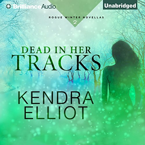 Dead in Her Tracks audiobook cover art