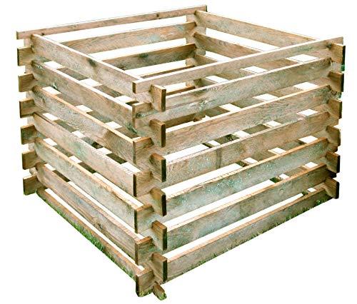 Gartenpirat -   Komposter 90x90 cm