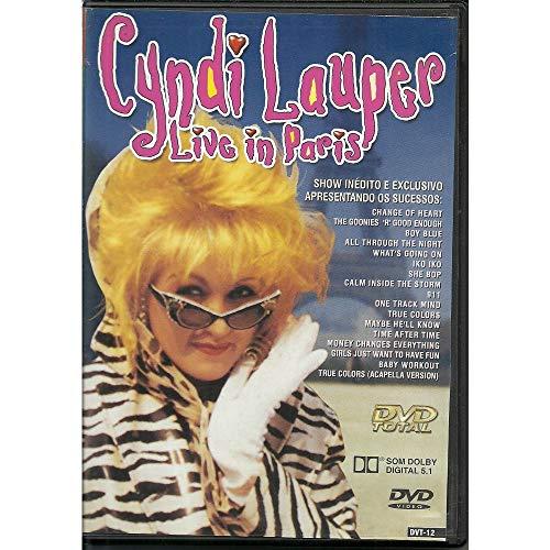 CYNDI LAUPER - LIVE (DVD)