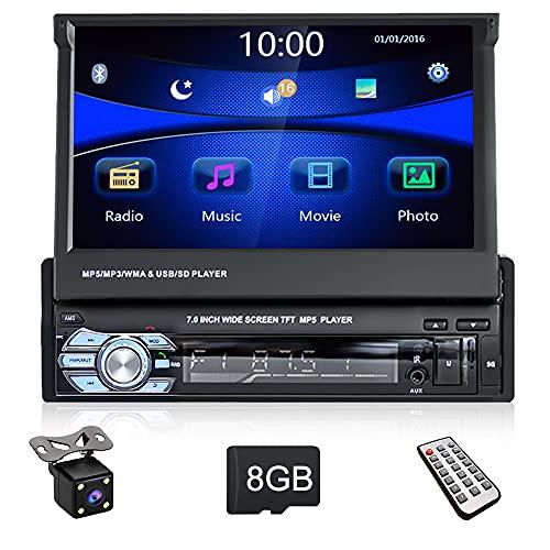 1 DIN Radio de Coche GPS CAMECHO 7