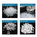 Nobleza - Litières pour Chats Diamond silice Gel 3.8L