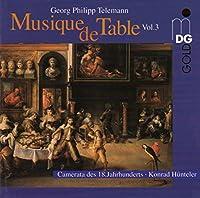 Musique De Table 3