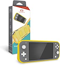 Hyperkin Protective Grip Case for Nintendo Switch Lite (Yellow) - Nintendo Switch