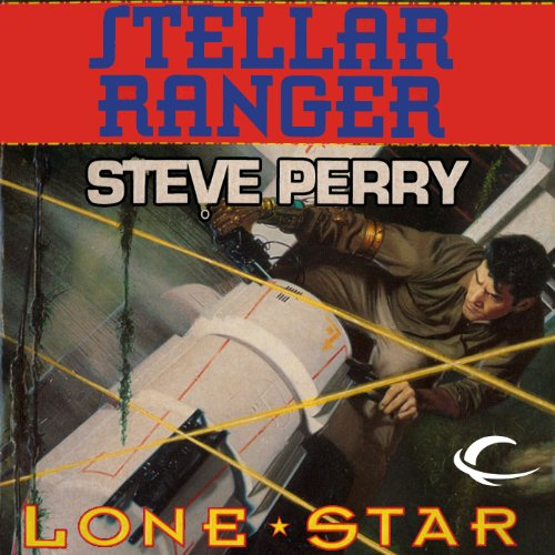 Lone Star audiobook cover art