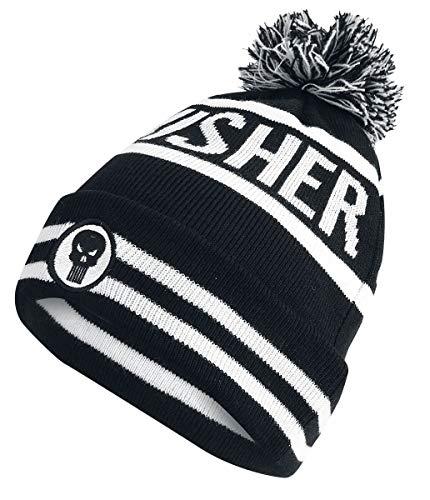 Marvel Punisher Crânes homme chapeau