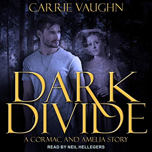 Couverture de Dark Divide & Badlands Witch