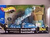 Batman Gotham City Deep Freeze Playset Hot Wheels