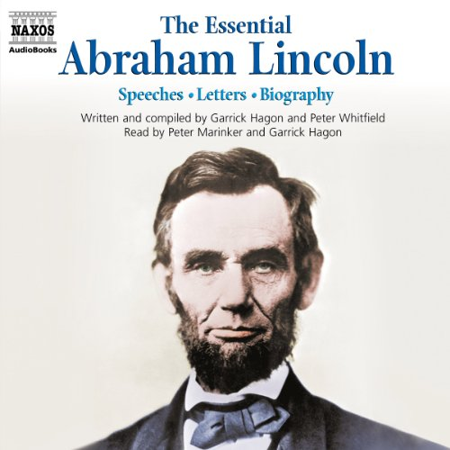 The Essential Abraham Lincoln audiobook cover art