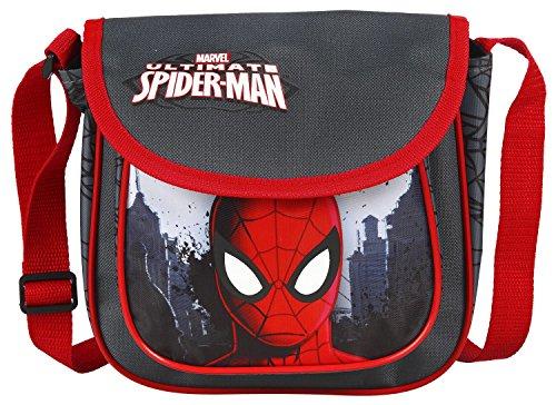 Undercover SPIW7291 Kindergartentasche Spiderman, ca. 21 x 22 x 8 cm