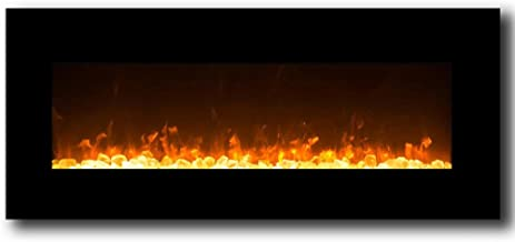 Best small wall mounted natural gas fireplace Reviews