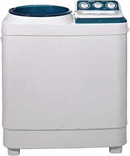 Nobel Washing Machine With Carry Cloth Basket, 7 Kg - NWM-700SD