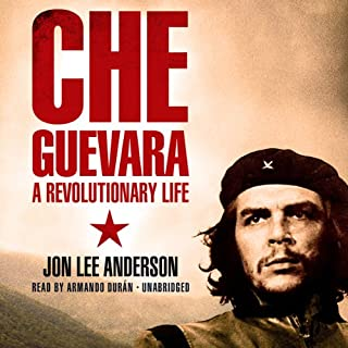 Che Guevara audiobook cover art